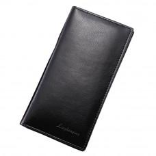 Бумажник Мужской Большой (черный)