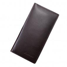 Бумажник Мужской Большой (коричневый)