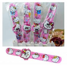"""Детские часы """"Hello Kitty"""""""