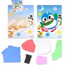 """Детский набор для Творчества и Развития """"Пингвин"""""""