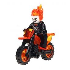 Конструктор Лего Призрачный гонщик