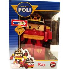 Игрушка Трансформер Poli Robocar Roy