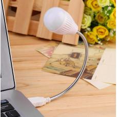 USB Светильник на гибком металлическом основании
