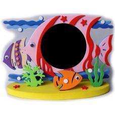 """Детский набор для Творчества """"Рамка для фотографии - Рыбка"""""""