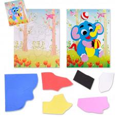 """Детский набор для Творчества и Развития """"Слоненок"""""""