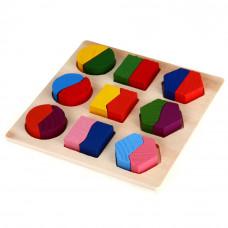 Детский Развивающий набор 3D-Пазлы